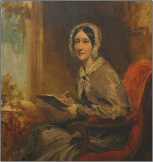 Su profesora de matemáticas fue Mary Somerville, la primera mujer miembro de la Real Sociedad Astronómica Británica. https://t.co/Vl1LGJ2d8m