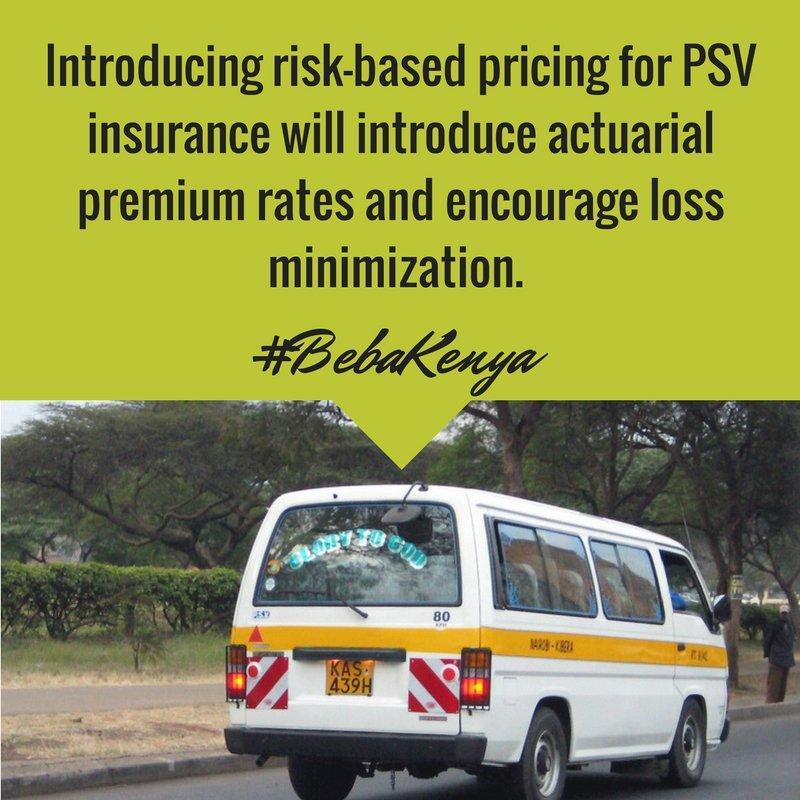 Beba Kenya On Twitter Introducing Risk Based Pricing For Psv
