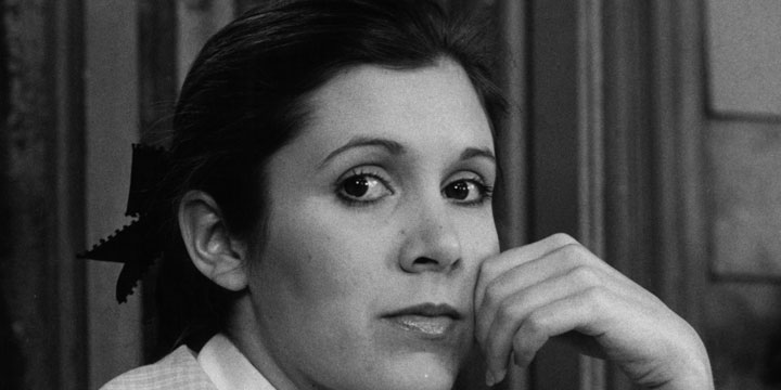 Iconic Star Wars actress Carrie Fisher dies at 60 https://t.co/N6gM9k2FfU