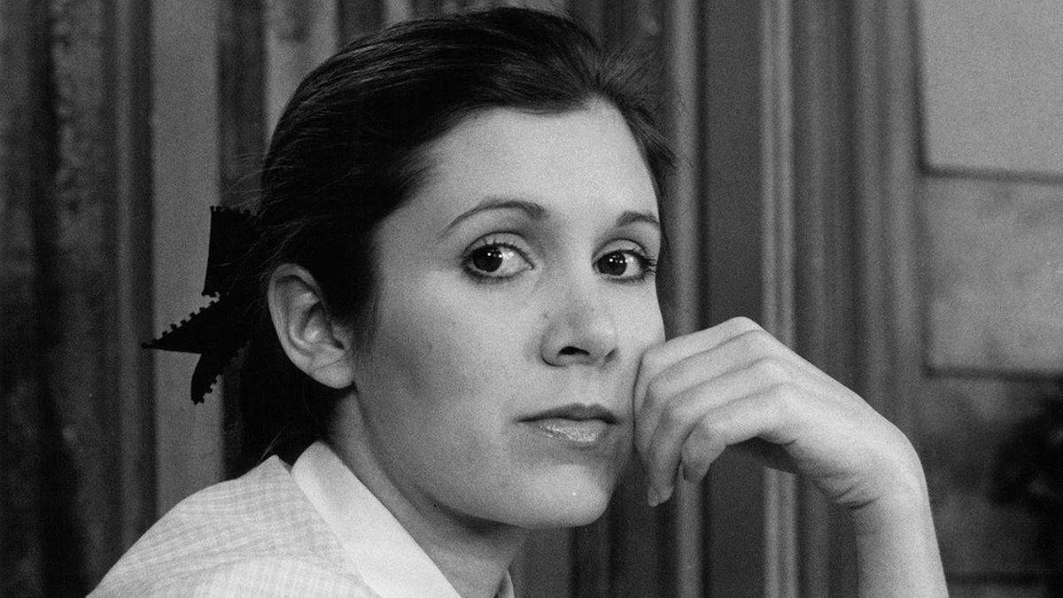 RIP Carrie Fisher. https://t.co/qHK0qdAICZ