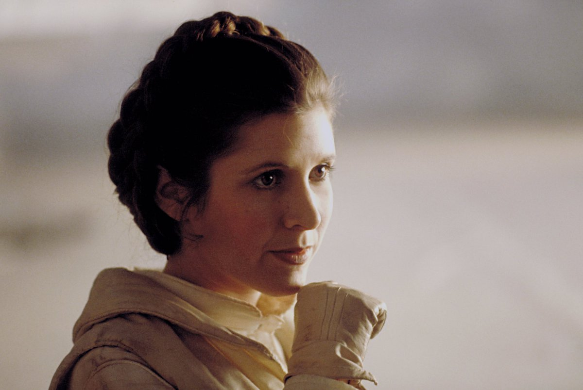 """I don't want my life to imitate art, I want my life to be art."" — Carrie Fisher #RIP https://t.co/QRJFYI7dNA"