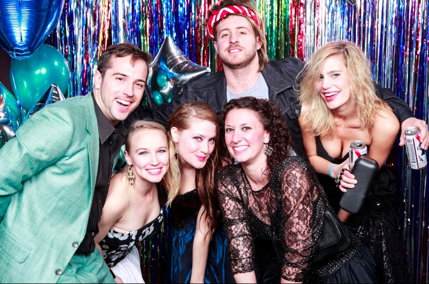 Image result for Hotel Derek's 80s Prom New Years Eve Party