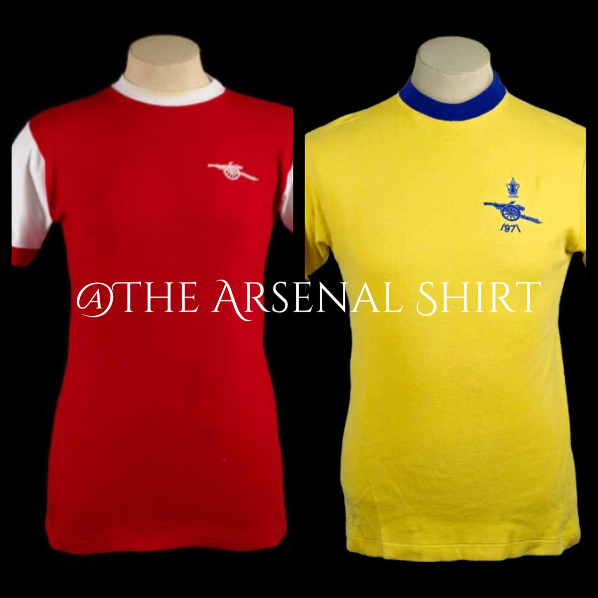 finest selection c22aa 33034 TheArsenalShirt on Twitter:
