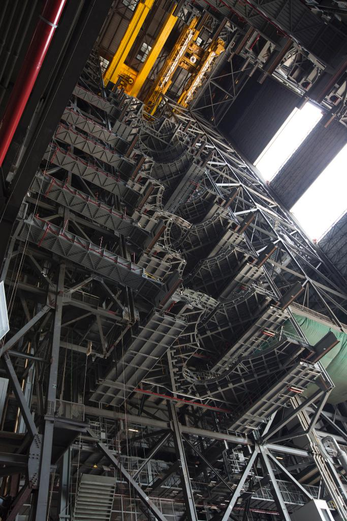 Vehicle Assembly Building: Latest news, Breaking headlines ...