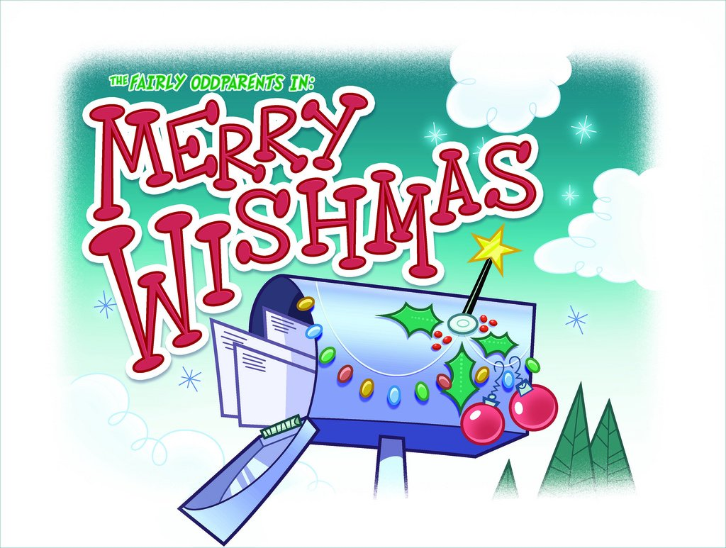 225 pm 27 dec 2016 - Fairly Oddparents Christmas Everyday