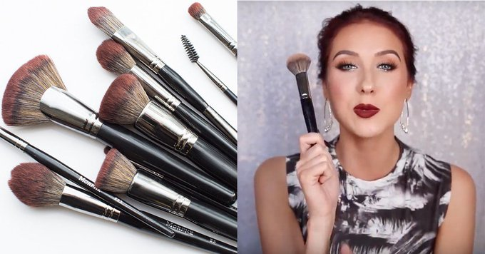 I Tried All 61 Makeup Brushes From Morphe's New Collection, and These Are the 10 Worth Buying
