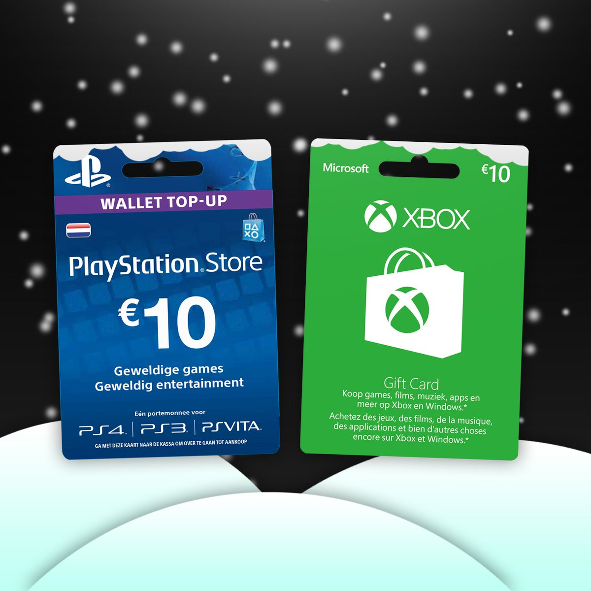 Max On Twitter 10 Euro Playstation Or Xbox Card Giveaway Retweet