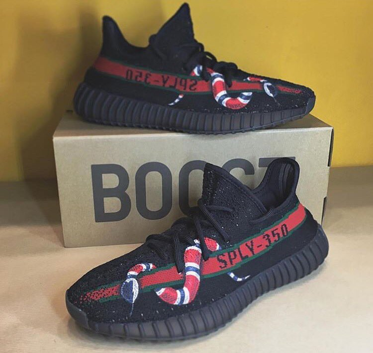 gucci yeezy boost v2