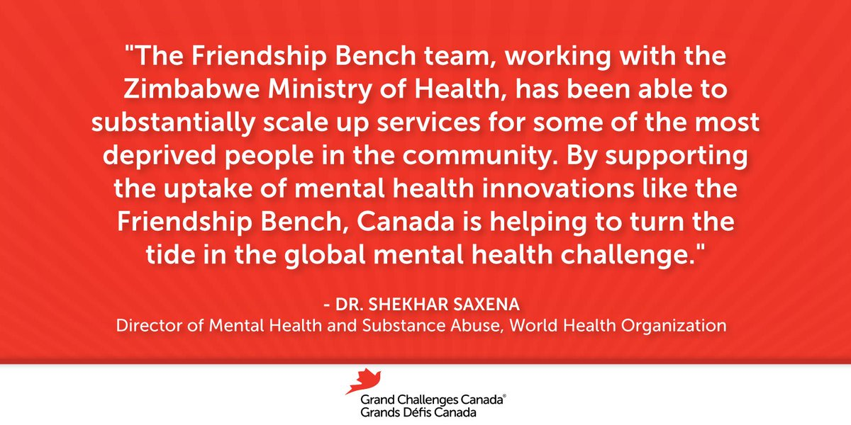 "@timothypeters ""Canada is helping to turn the tide in the global mental health challenge."" https://t.co/K5qfdoJC5s https://t.co/ZW4GvDyitc"