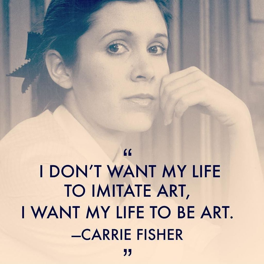 RIP, #carriefisher, forever our favorite Princess. https://t.co/koq3oNkqyx https://t.co/kfRuwR1k6T