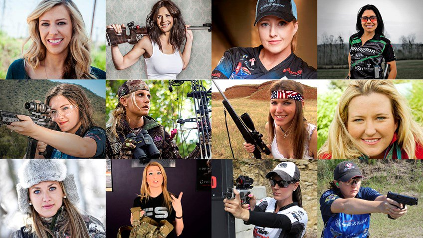These 12 ladies are changing the face of shooting... and it's awesome! https://t.co/sEUtUWaAOm @nrawomen https://t.co/oCtuOFro3u