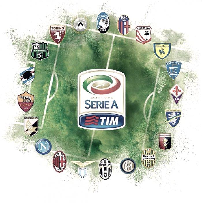 Calcio Serie A: orari partite giornata 20 con anticipi e postici, si gioca Fiorentina-Juventus e Torino-Milan