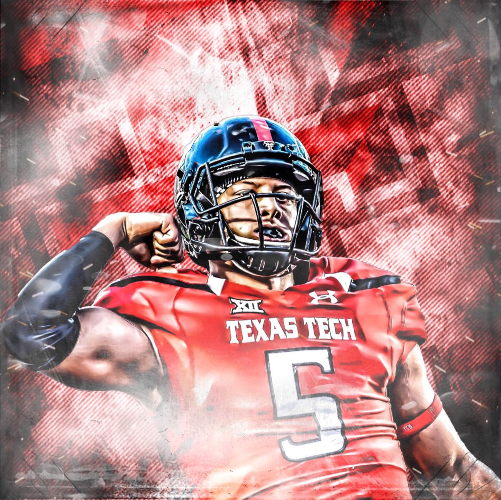 214sportsedits On Twitter Edit For Texas Tech Qb Pat