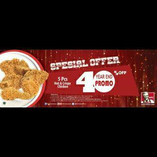 Kfc Jagonya Ayam On Twitter Nikmati Promo Akhir Tahun Dari Kfc