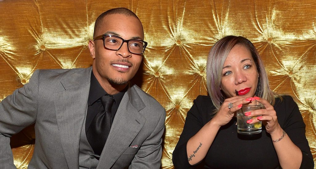 """Global Grind On Twitter: """"Tiny Harris Reportedly Files For"""