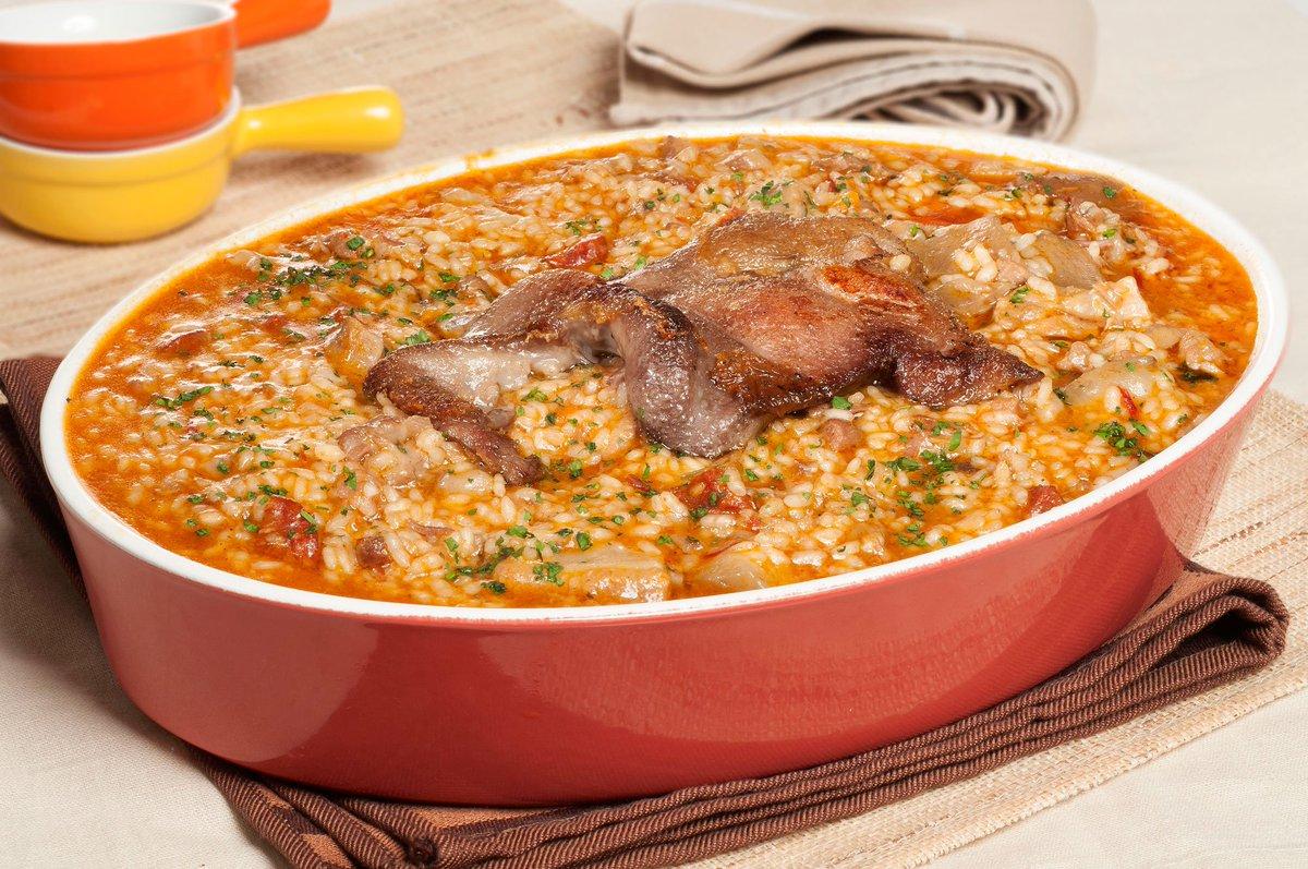 Receta de Arroz meloso de cerdo ¡por @bruno_oteiza ! ;) https://t.co/JhGEuif5NP #cocina
