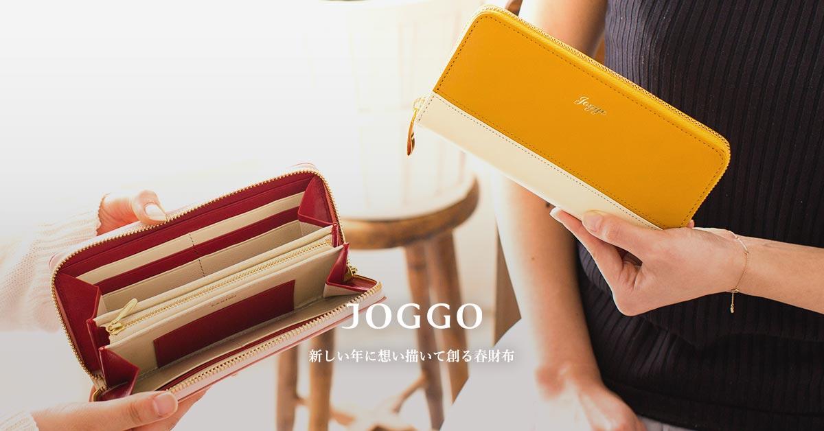 「JOGGO 財布 レディース」の画像検索結果