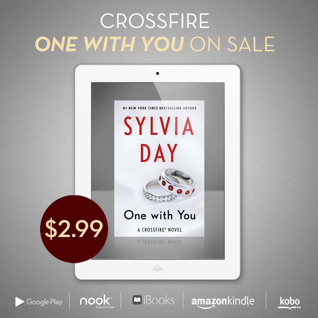 Sylvia Day One With You Ebook