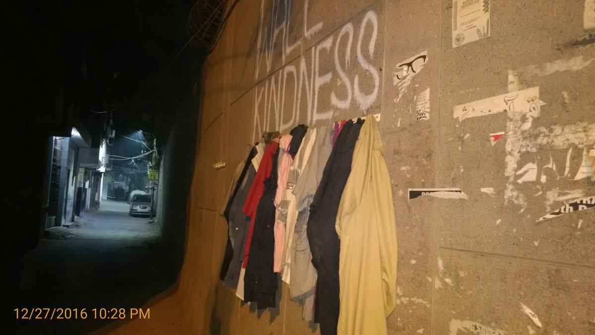 Wall Of Kindness - Delhi