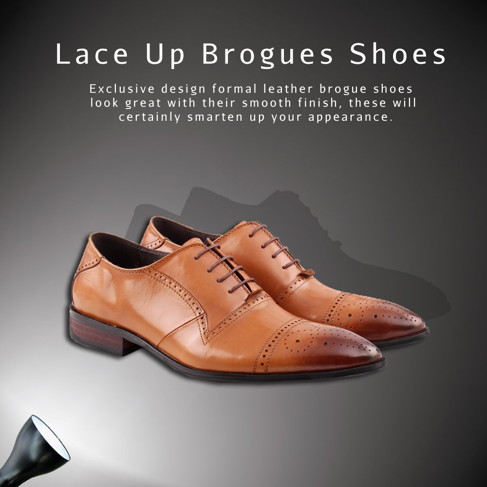 Unze London Pakistan On Twitter Lace Up Brogues Shoes