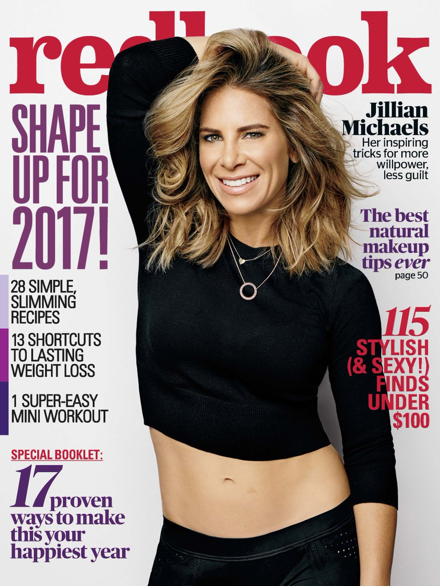 Image result for redbook magazine february 2017