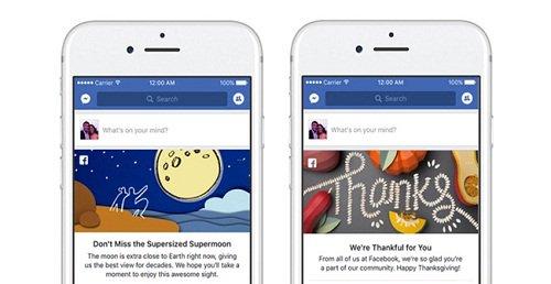 Thumbnail for Atualização Facebook novas funcionalidades variedades Google Doodle