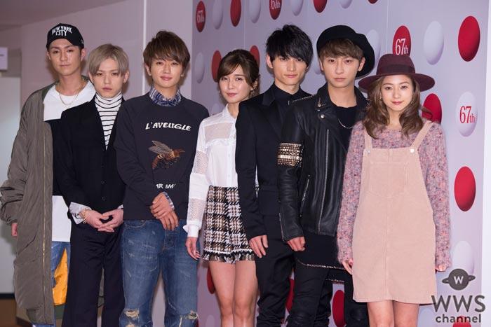 【速報】AAAが第67回NHK紅白歌合戦のリハーサルに登場! https://t.co/iq6arxQOHY @chiaki_AAA @AAA_staff @AAAinformation #AAA #NHK紅白 #紅白歌合戦