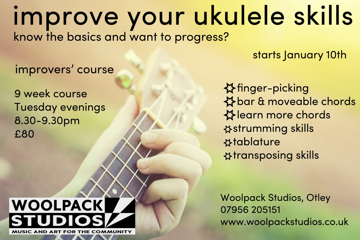 ukulelecourse hashtag on Twitter