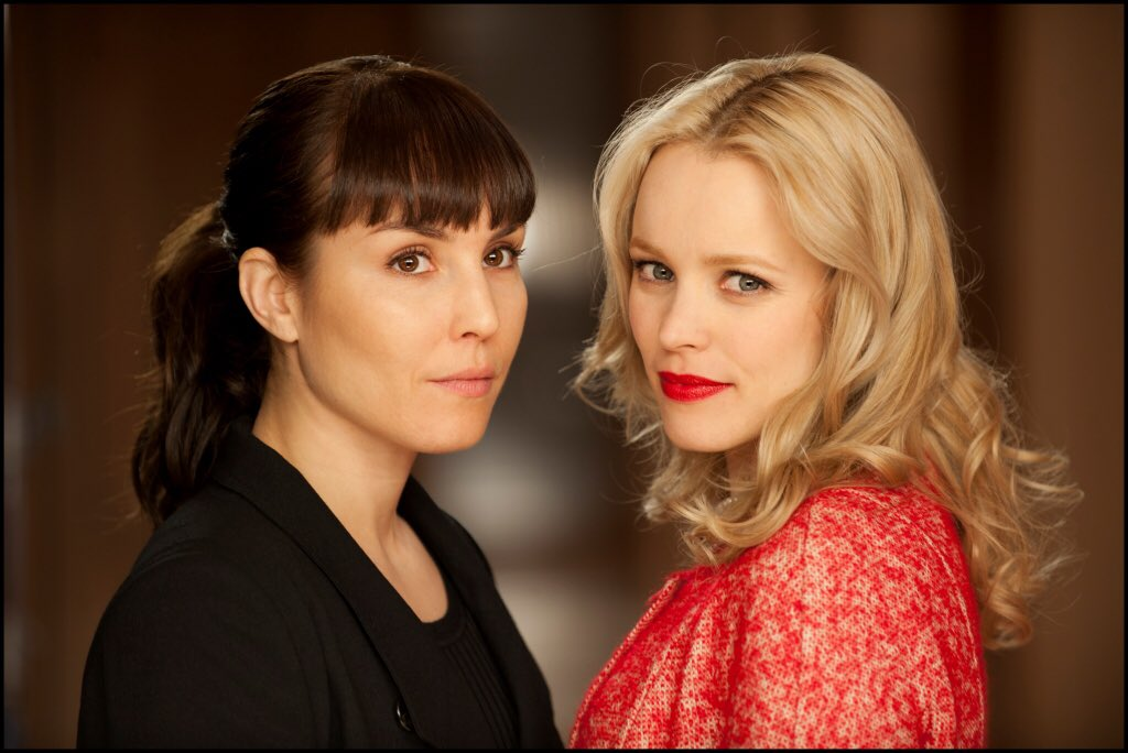 Rachel mcadams and noomi rapace passion 6