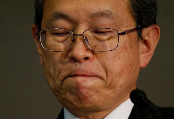 New Toshiba hit is more fallout from poor controls