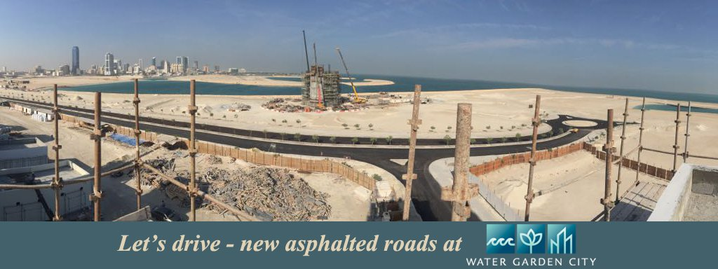 Water Garden City On Twitter Let S Drive New Asphalted Roads Watergardencity Bahrainprojects Underconstruction Liveworkrelax Seef Lifestyle Bahrain Gcc Https T Co I5e1ubqgs8