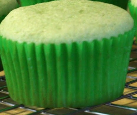 Mango-Lime Mini Cupcakes