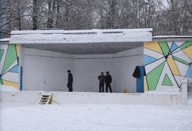 Запланирован ремонт сцены танцплощадки железнодорожного парка