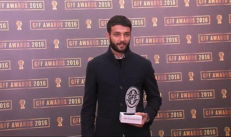 Полузащитник «Краснодара» Окриашвили стал лучшим футболистом Грузии 2016 года