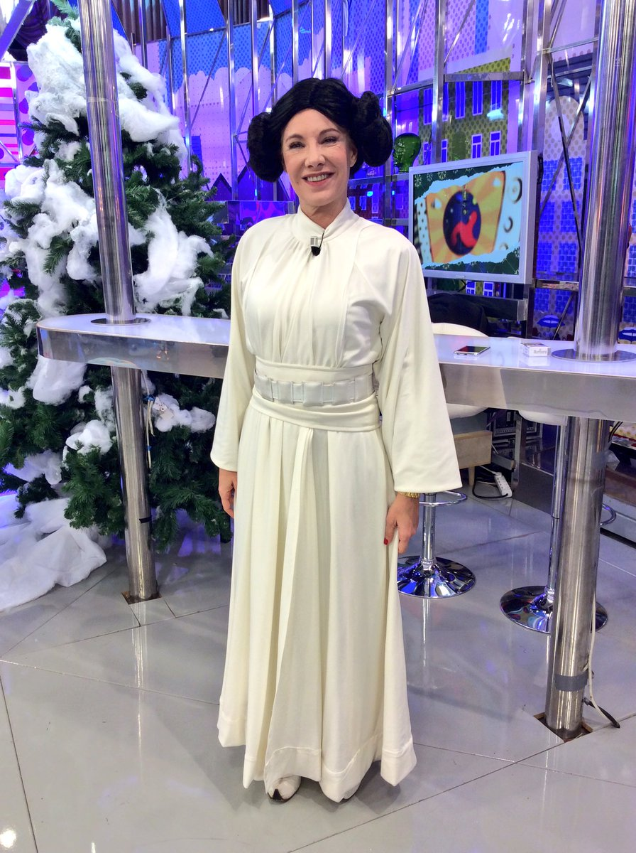 VÓTALO: ¿Os gusta @belenrdguez como princesa Leia? 🔁=NO ME GUSTA NADA ❤️=ME ENCANTA #camponazo @fabricatele