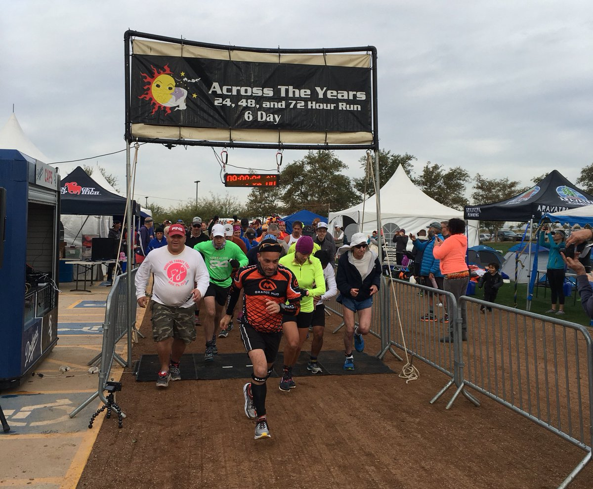 "aravaipa running on twitter ""the across the years 6 day runners are"