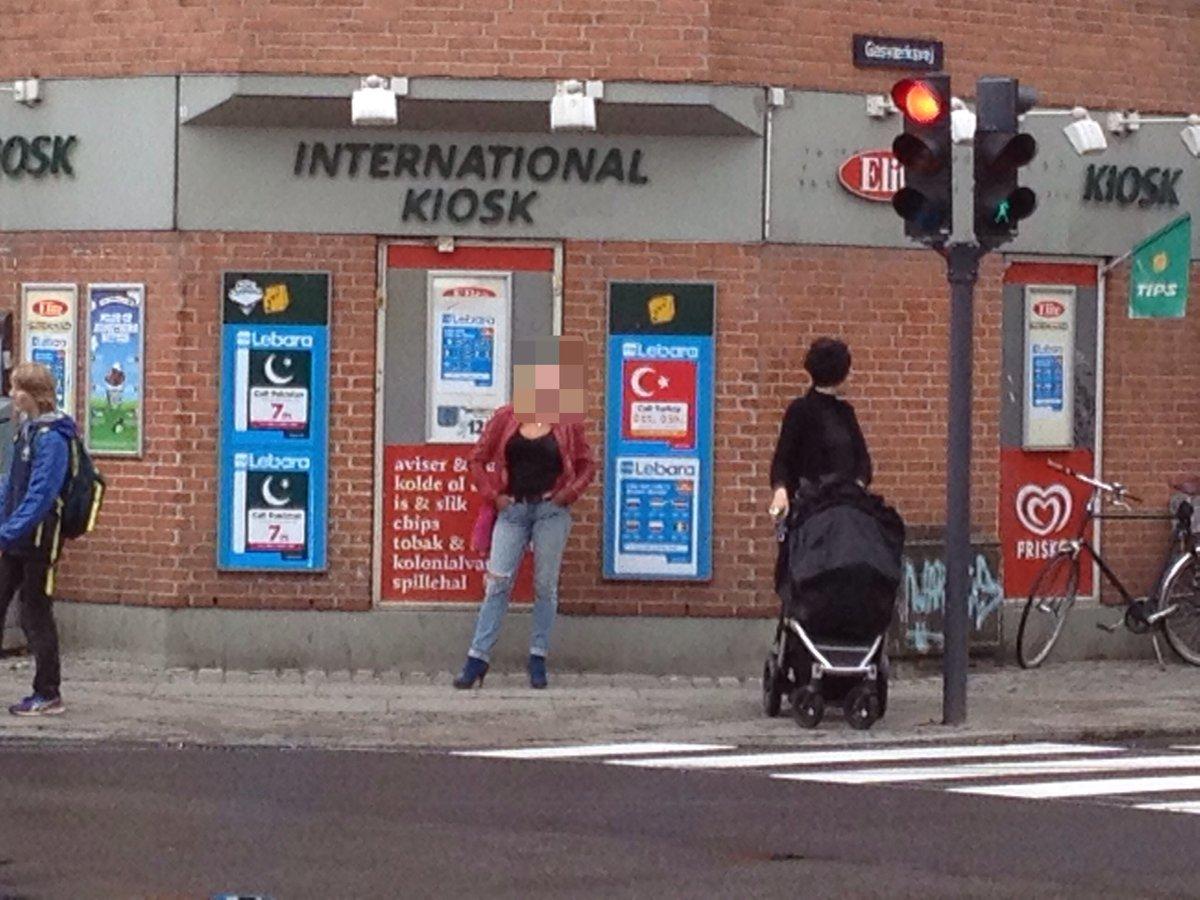København ludere København er