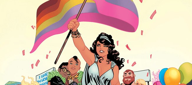 Love is Love brings the comic community together to fight hate #LoveIsLoveComic #LoveisLove https://t.co/jZ7xShMSUG https://t.co/GLItyjwPEx