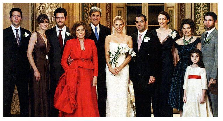 Pas de #tchador ni autre #voile_islamique au mariage du fils du Ministre iranien avec la fille de John Kerry.  http://www. truthrevolt.org/news/best-man- kerrys-daughters-wedding-son-kerrys-iranian-nuclear-deal-counterpart &nbsp; … <br>http://pic.twitter.com/vy8aXp1R23