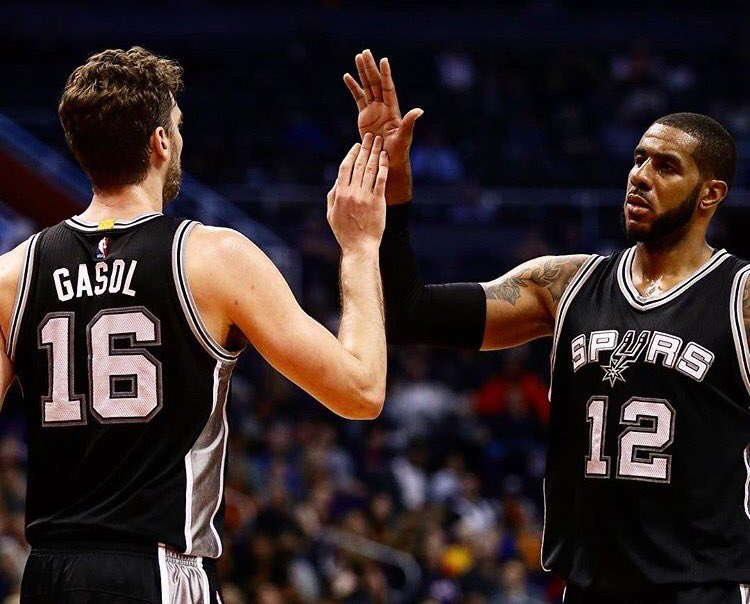 #GameDay against the #Suns at home! #GoSpursGo #NBA