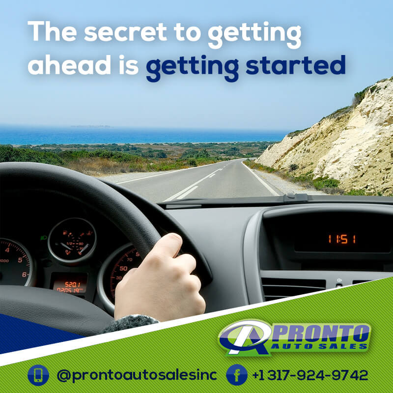 Pronto Auto Sales >> Pronto Auto Sales On Twitter The Secret To Getting Ahead