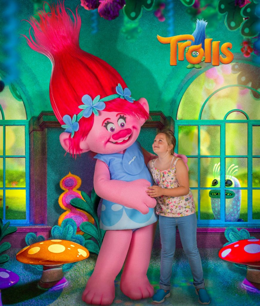 Shreks adventure on twitter poppy and branch from trolls are 1213 pm 28 dec 2016 m4hsunfo