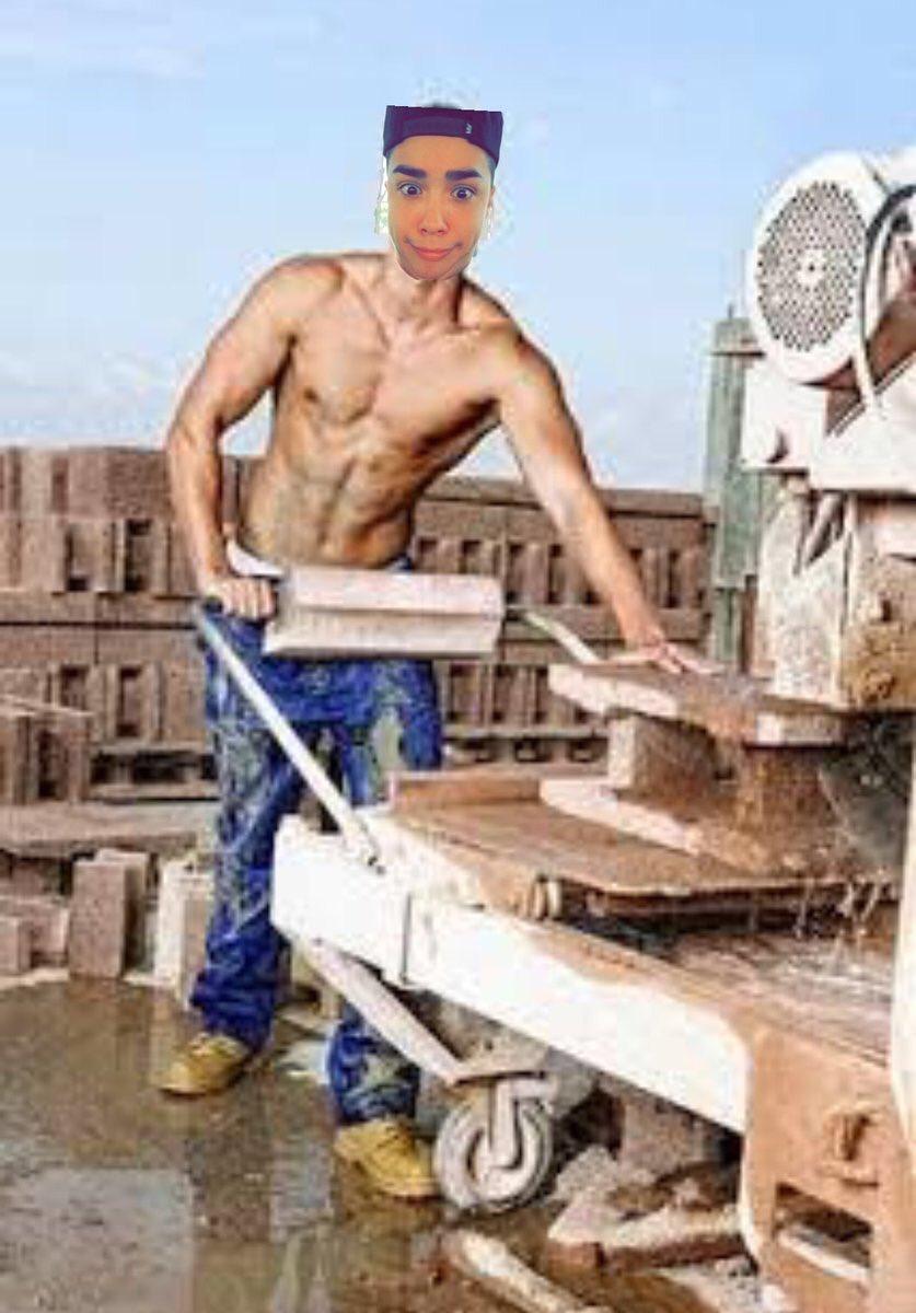Mario el albañil Bautista 😂 ojalá se cumpla para irle a chiflar y verlo a la construcción 😏 #MarioBautistaSeRetira