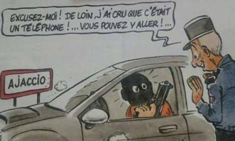La France est sécurisée! (Québec suivra) AllahAkbar! #polcan #polqc #laïcité #assnat #tchador #Trudeau #couillard<br>http://pic.twitter.com/FZ07Bv58w7