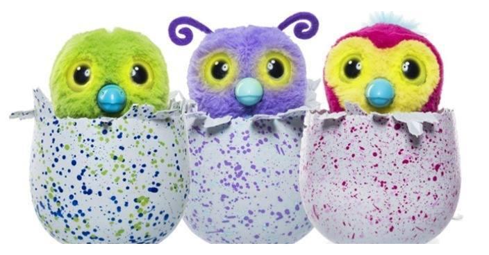 Hatchimals: peluche-robot giocattolo che hanno rovinato il Natale dei bambini