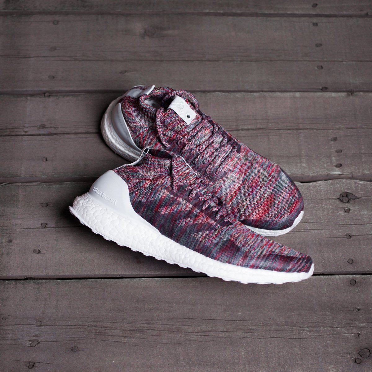 edf4fd0c2b530 Adidas Consortium x Kith Men s Ultra Boost Mid releases Sat. in sz 8-13 for   220. Sign up for our online raffle at ...