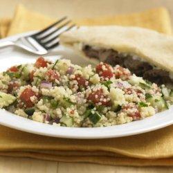 Tabbouleh Salad Recipe for Hot Summer Days #RecipeIdeas