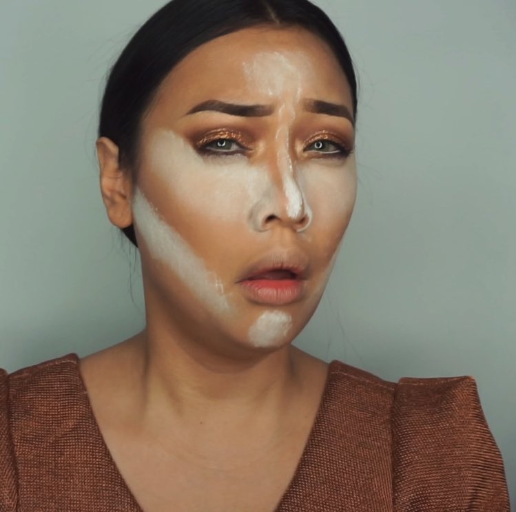 When the baking sneeze struggle is real