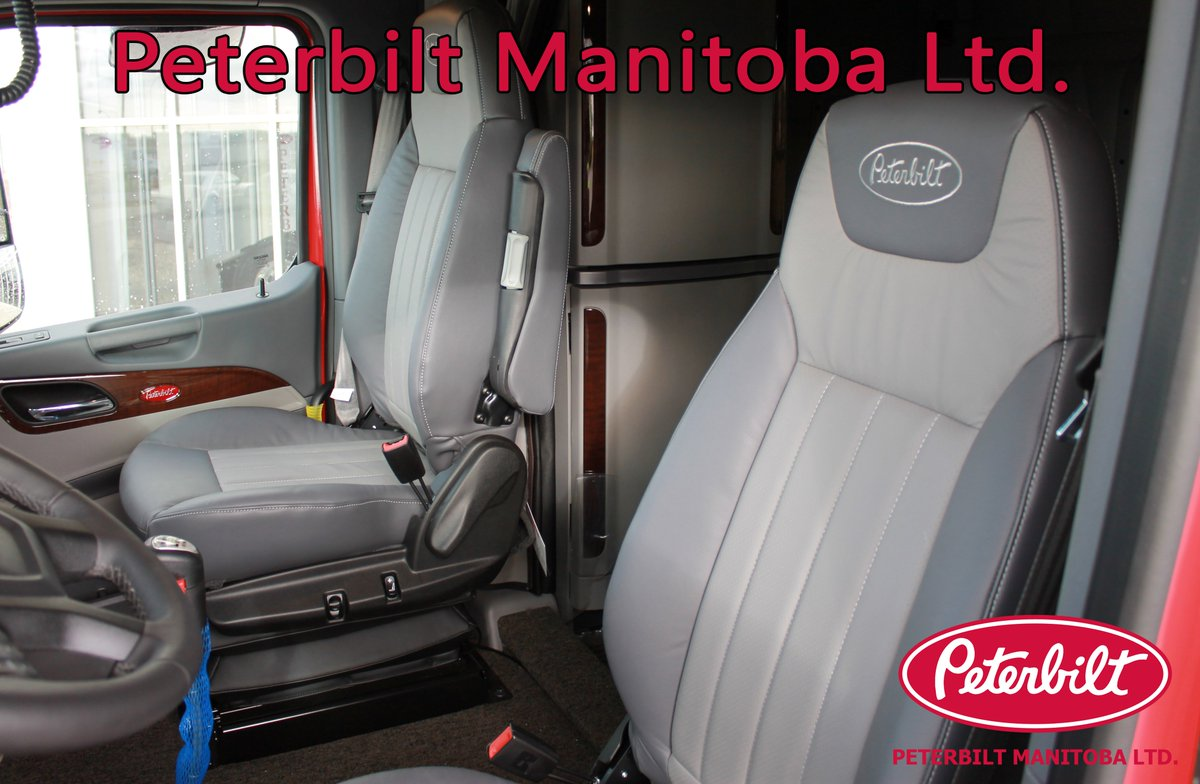 Fantastic Peterbilt Manitoba On Twitter A Happy Driver Starts With A Ocoug Best Dining Table And Chair Ideas Images Ocougorg