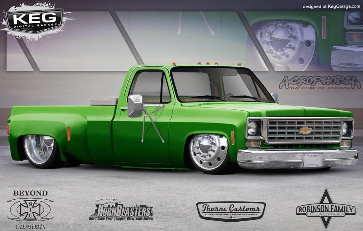 All Chevy 1976 chevy c10 : Hornblasters on Twitter: